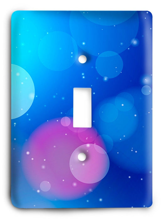 Colorful Textures Design  v15 Light Switch Cover - Colorful Switches