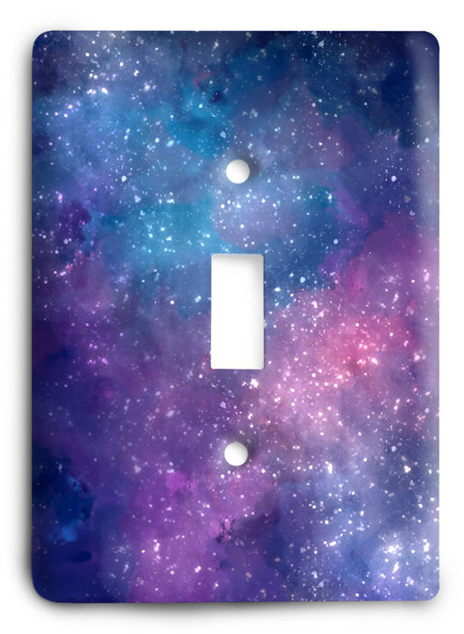 Colorful Textures Design  v169 Light Switch Cover - Colorful Switches