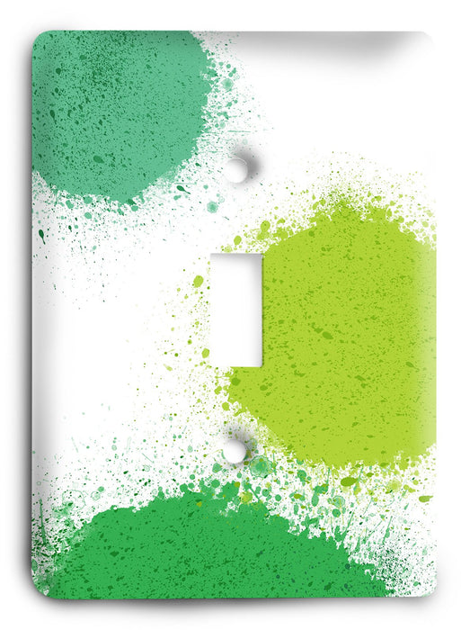 Colorful Textures Design  v183 Light Switch Cover - Colorful Switches