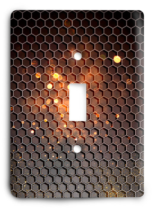 Colorful Textures Design  v16 Light Switch Cover - Colorful Switches