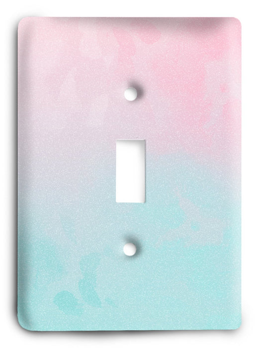 Colorful Textures Design  v25 Light Switch Cover - Colorful Switches