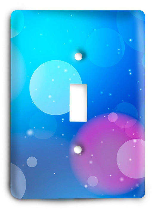 Colorful Textures Design  v29 Light Switch Cover - Colorful Switches
