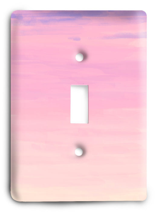 Colorful Textures Design  v30 Light Switch Cover - Colorful Switches