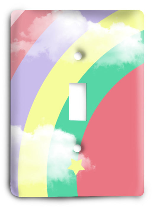Colorful Textures Design  v33 Light Switch Cover - Colorful Switches