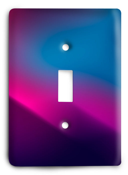 Colorful Textures Design  v34 Light Switch Cover - Colorful Switches