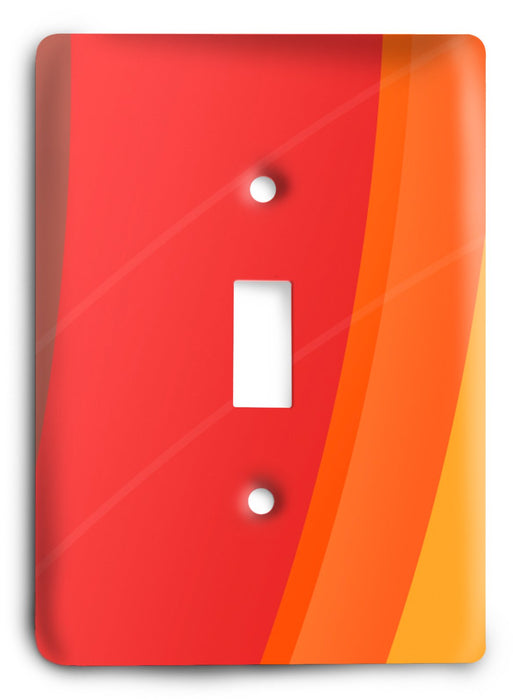 Colorful Textures Design  v37 Light Switch Cover - Colorful Switches