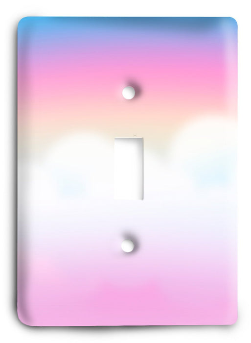 Colorful Textures Design  v38 Light Switch Cover - Colorful Switches