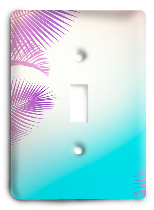 Colorful Textures Design  v40 Light Switch Cover - Colorful Switches