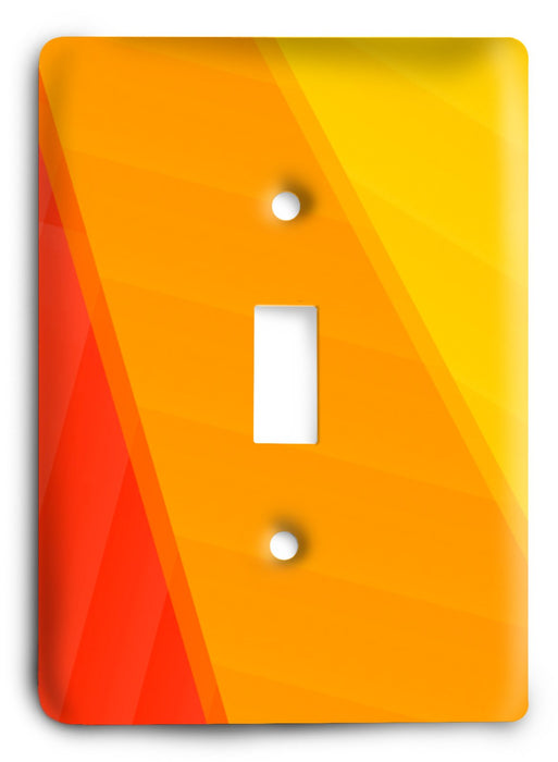 Colorful Textures Design  v47 Light Switch Cover - Colorful Switches
