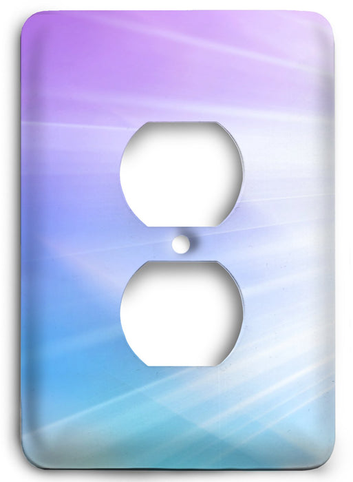 Colorful Textures Design  v56 Outlet Cover - Colorful Switches