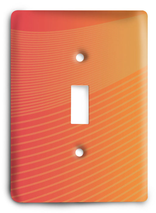Colorful Textures Design  v59 Light Switch Cover - Colorful Switches