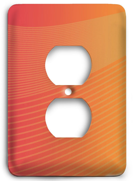 Colorful Textures Design  v61 Outlet Cover - Colorful Switches