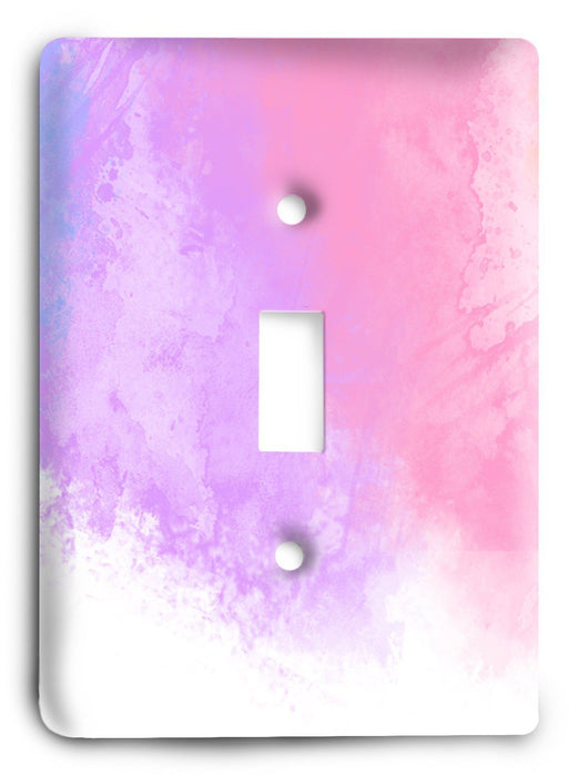 Colorful Textures Design  v71 Light Switch Cover - Colorful Switches