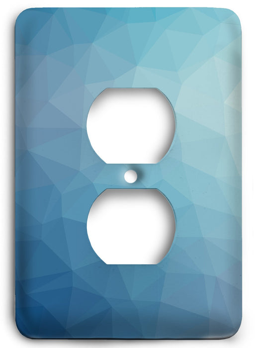 Colorful Textures Design  v82 Outlet Cover - Colorful Switches