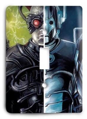 Comics_Star Trek_266040 Light Switch Cover - Colorful Switches