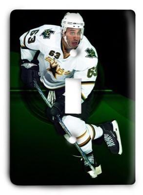 Dallas Stars NHL 2 Light Switch Cover - Colorful Switches