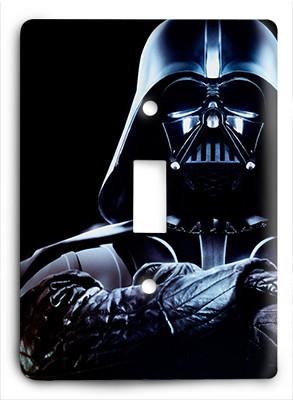 Darth Vador - Star Wars - The Father Light Switch - Colorful Switches
