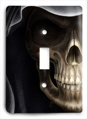 Devil Skull Light Switch - Colorful Switches