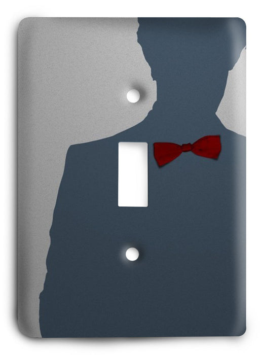 Doctor Who - Collector Series V139 Light Switch Cover - Colorful Switches