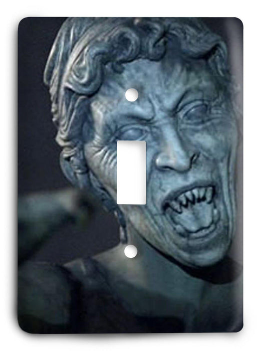 Doctor Who - Collector Series V141 Light Switch Cover - Colorful Switches