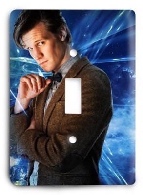 Doctor Who Dr Who G3 17 Light Switch Cover - Colorful Switches