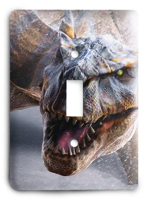 Dragon G5v10 Light Switch Cover - Colorful Switches