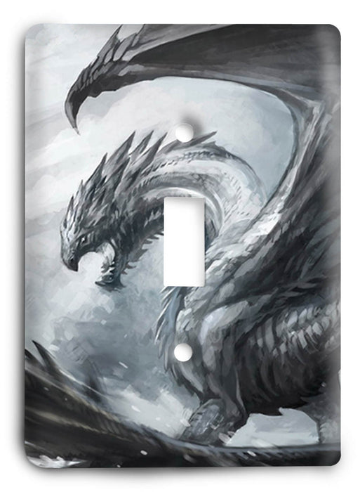 Dragon G5v11 Light Switch Cover - Colorful Switches