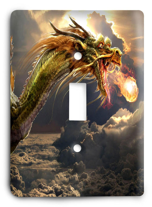 Dragon G5v3 Light Switch Cover - Colorful Switches
