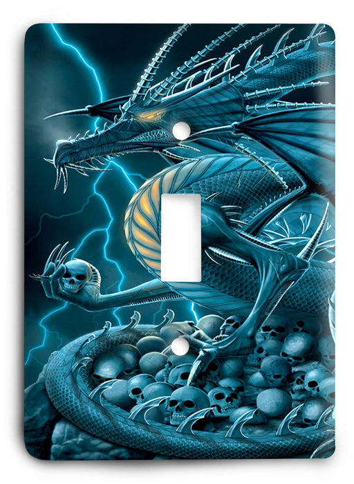 Dragon G5v4 Light Switch Cover - Colorful Switches