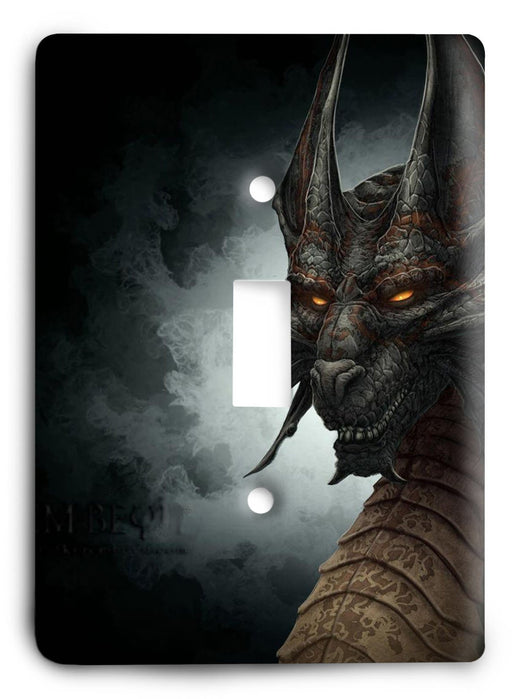 Dragon G5v8 Light Switch Cover - Colorful Switches