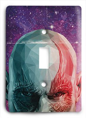 Draxx - Guardians of the Galaxy Light Switch - Colorful Switches