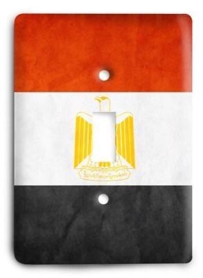 Egypt Light Switch Cover - Colorful Switches