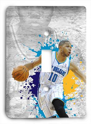 Eric Gordon New Orleans Hornets Light Switch - Colorful Switches