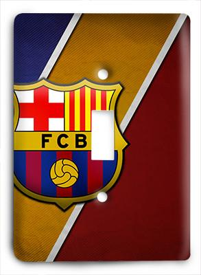 FC Barcelona For Life Light Switch - Colorful Switches