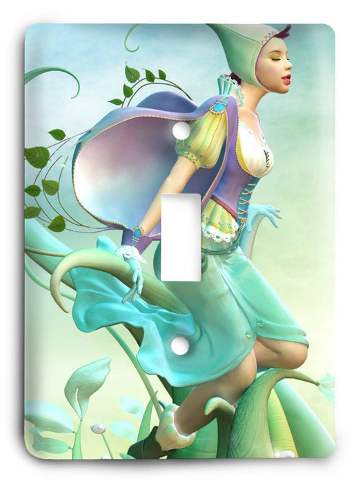 Fairy G5v10 Light Switch Cover - Colorful Switches