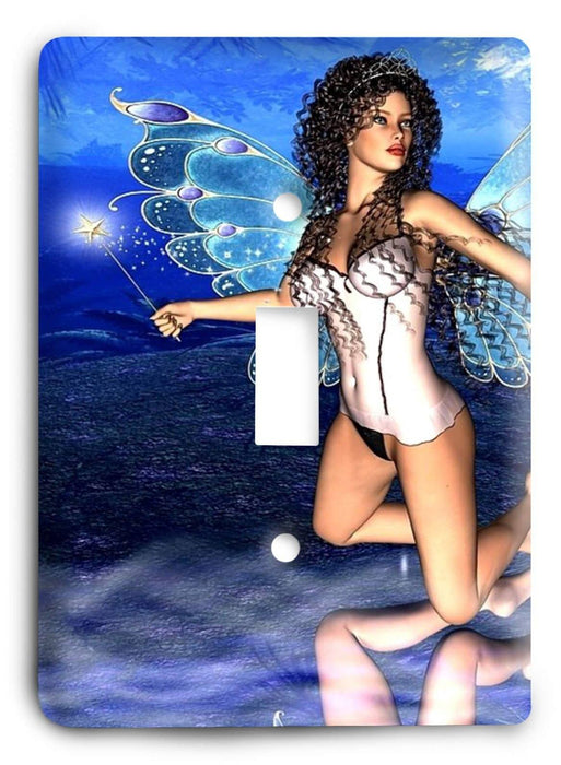 Fairy G5v15 Light Switch Cover - Colorful Switches