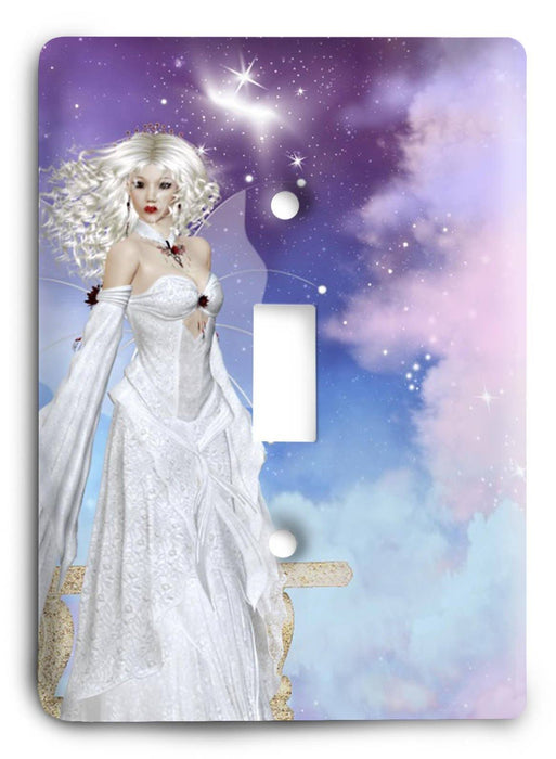 Fairy G5v6 Light Switch Cover - Colorful Switches