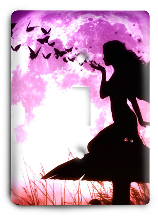 Fairy G5v7 Light Switch Cover - Colorful Switches