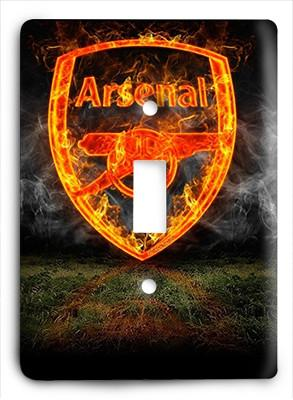 Fc Arsenal EU Light Switch - Colorful Switches