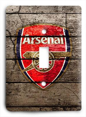 Fc Arsenal United Light Switch - Colorful Switches