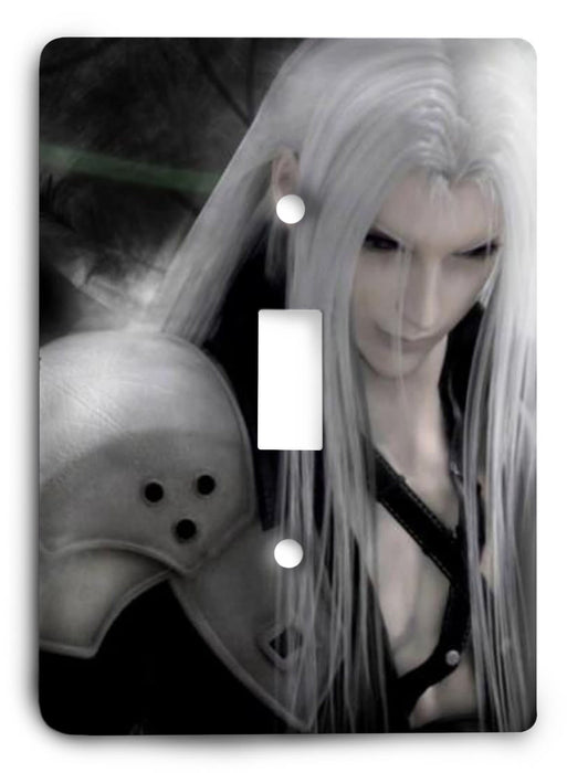 Final Fantasy G5v31 Light Switch Cover - Colorful Switches