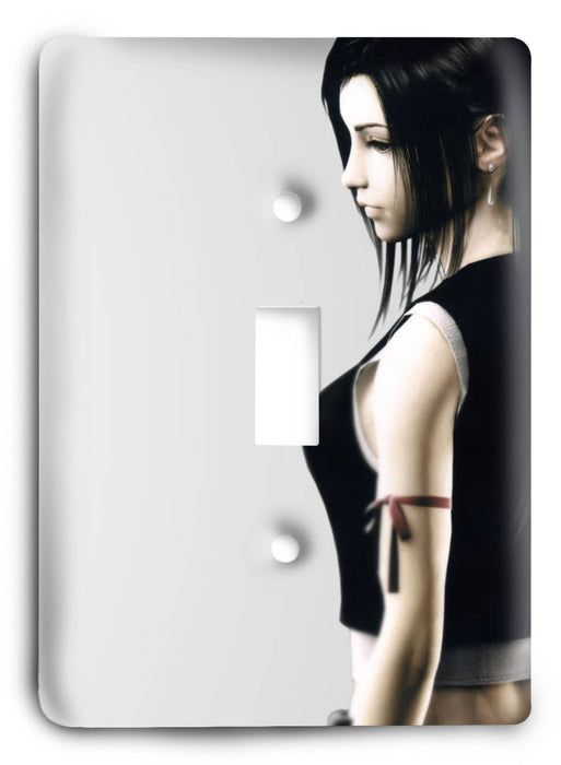 Final Fantasy G5v9 Light Switch Cover - Colorful Switches