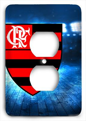 Flamengo Basketball Champions Outlet Cover - Colorful Switches