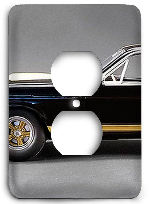 Ford Shelby Mustang  v09 Outlet Cover - Colorful Switches