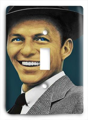 Frank Sinatra Light Switch - Colorful Switches