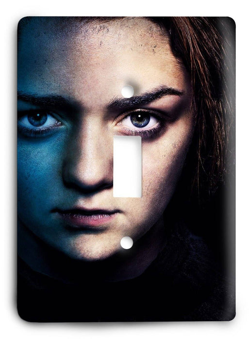 Game Of Thrones G5v118 Light Switch Cover - Colorful Switches