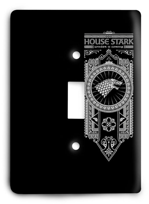 Game Of Thrones G5v138 Light Switch Cover - Colorful Switches