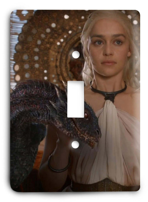 Game Of Thrones G5v201 Light Switch Cover - Colorful Switches