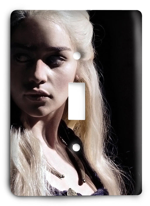Game Of Thrones G5v53 Light Switch Cover - Colorful Switches