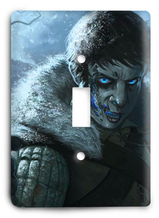 Game Of Thrones G5v55 Light Switch Cover - Colorful Switches